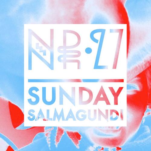 Hood Regulators - Sunday Salmagundi 27_Front Cover