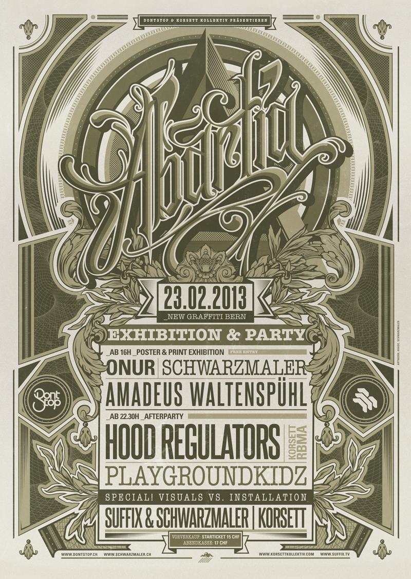 Abartig - Exhibition & Party_230213